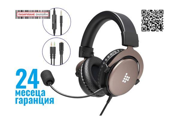 Tronsmart SONO PS4-слушалки с кабел,телефон,геймърски