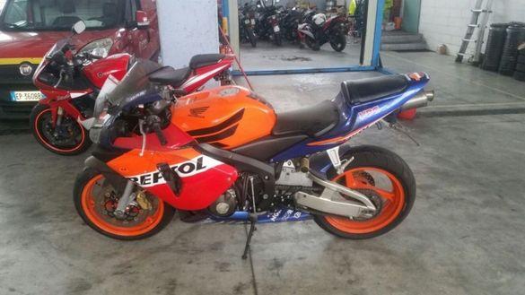 Мотоциклет Хонда ЦБР 600 РР(Honda CBR 600 RR)-НА Части