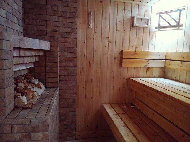Баня на дровах, баня