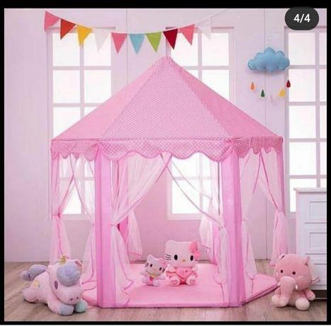 Домик шатер для принцесс