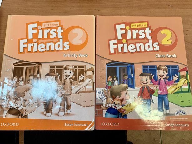 First Friends-2 издательство Oxford