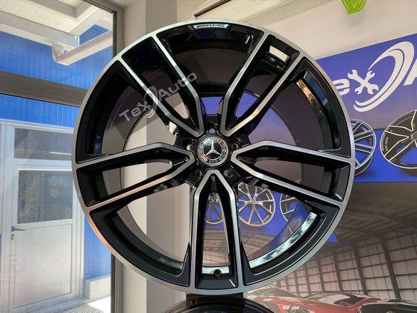 """Джанти за Мерцедес GLE AMG 21"""" GLE Coupe / Wagon"""