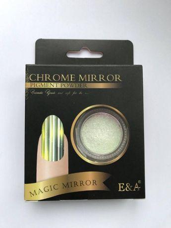 Огледален пигмент за маникюр