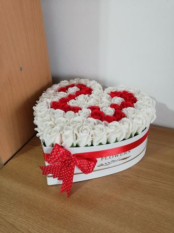 O inimă plină de flori