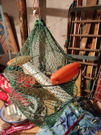 Продаются садок и сачок для рыбалки