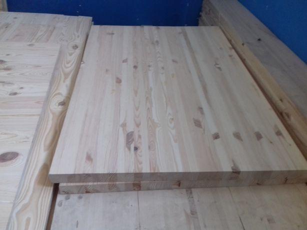 PROMO AZI Blat de bucatarie/Blat de masa/Masa din lemn masiv de pin