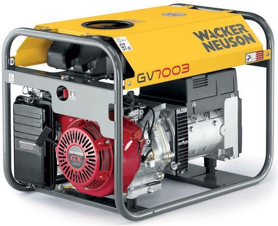 Inchiriez generator 6 Kw trifazic industrial 380 + 220 v