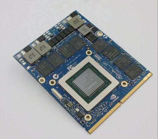 Placa video NVidia GTX 780M-4GB DDR5-GTX 880M-8GB DDR5-Dell Alienware