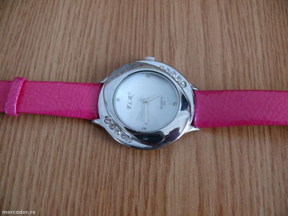 Ceas de dama, marca FLR, nou Plopeni - imagine 1