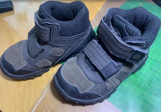 Ботинки демисезонные 17 см