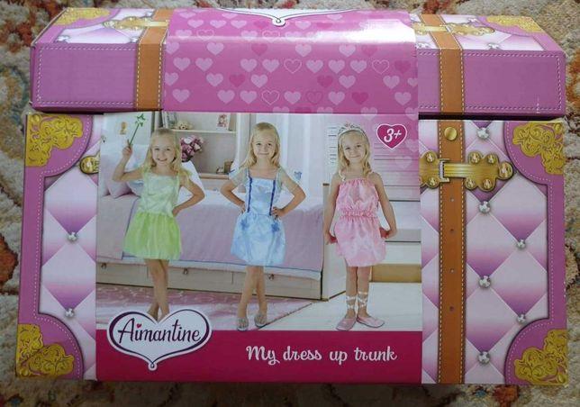 set rochii + incaltaminte +accesorii Aimantine Dress Up 3 ani