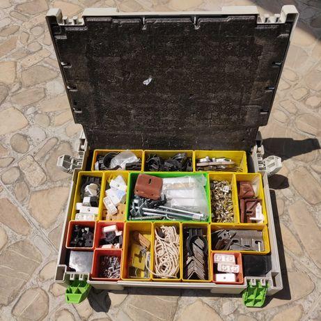 Куфар на FESTOOL ,с дьрводелски принадлежности