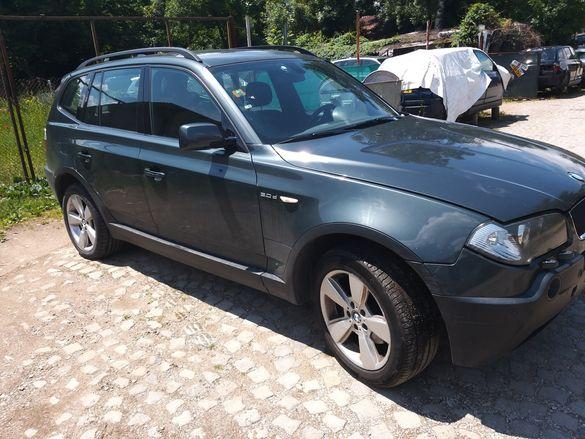 На части БМВ Х3 Е83/BMW X3 E83 3.0D 204k.c