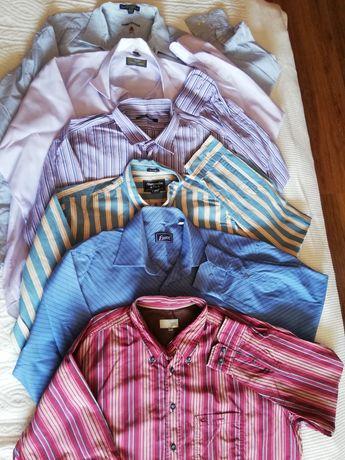 Мъжки Маркови ризи XL XXL