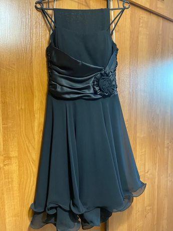 Продам платье чёрное