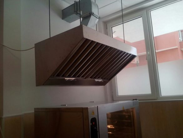 Ремонт на вентилации,аспиратори,абсорбатори