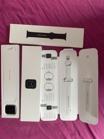 Apple watch 6 44m silver