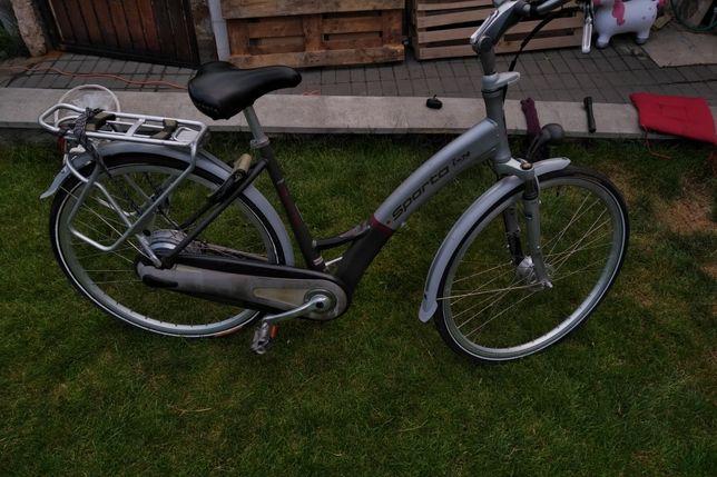 Vând doua bicicleta electrica Sparta