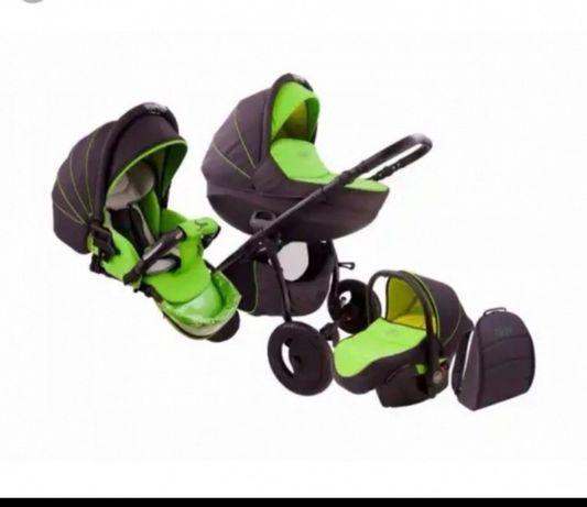 Новые коляски тутис