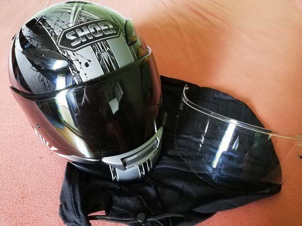 Casca Moto Shoei XR 1100 - XS - 2 Viziere - Conqueror