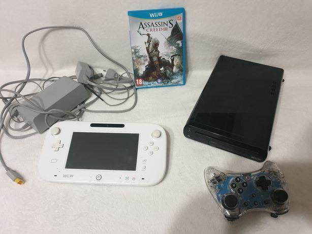 Wii U nintendo + Assasin creed