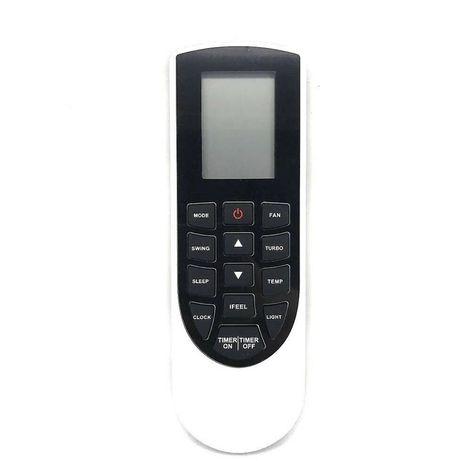 Telecomanda aer conditionat wifi  GREE