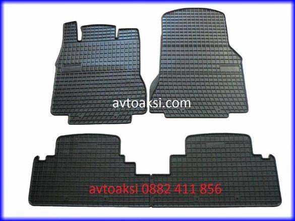Гумени стелки за Мерцедес А-класа W168 (1997-2004)г