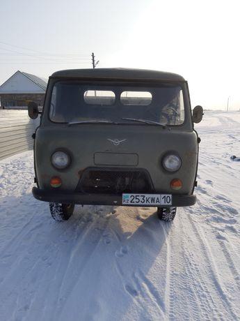 Продам УАЗ бортовой 3303
