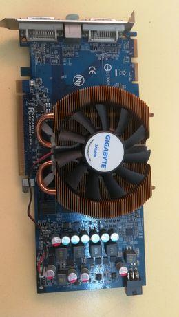 Placa video Radeon HD 4850 256 BIT GV-R4850OC-1GH