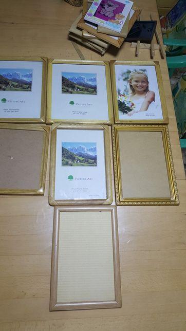 Картины и фоторамки