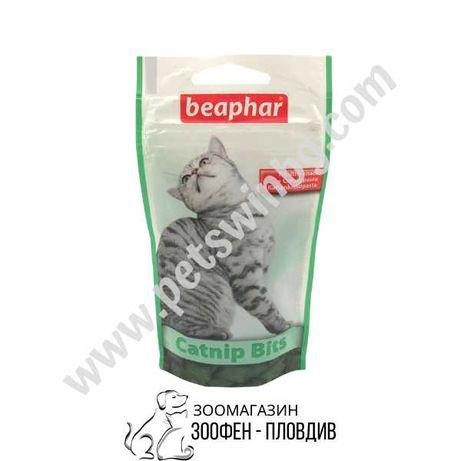 Beaphar Catnip Bits - Котешка трева - 35гр./150гр.- Лакомство за Котки