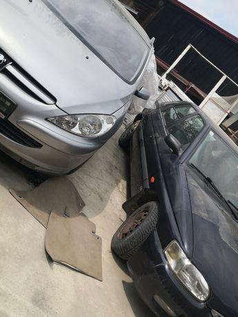 Dezmembrez Peugeot 307 Sw 2.0 benzina. Ford escord 1.8 TD