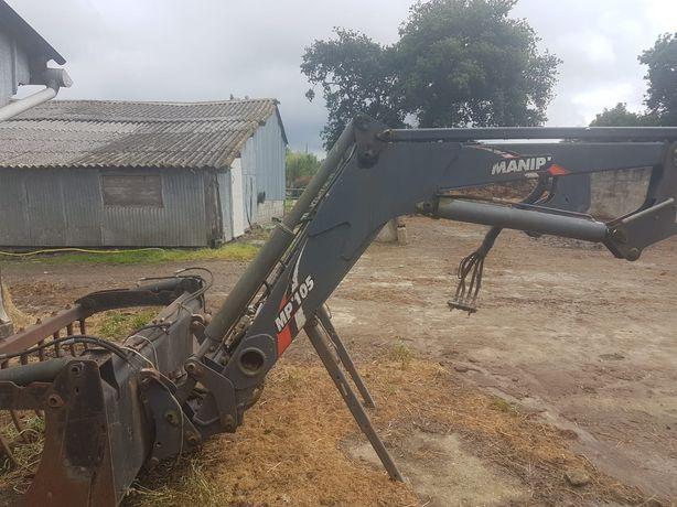 Încărcător frontal Manim MP105
