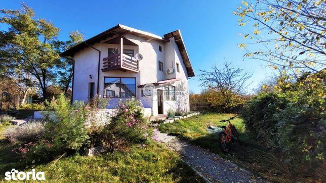 Vila individuala cu 800 mp teren in Miroslava