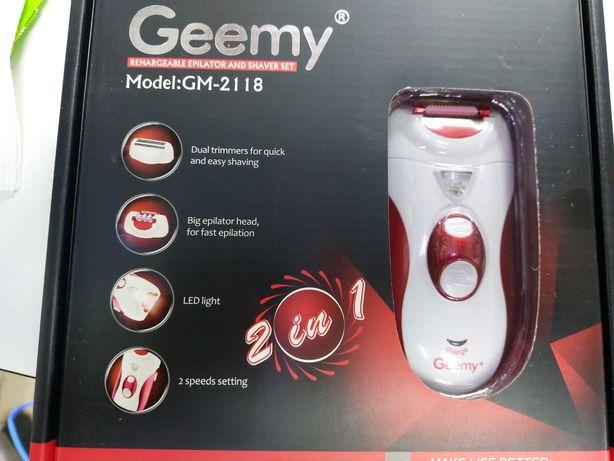Эпилятор Geemy 2в1