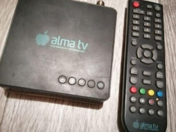 Продам Спутниковую приставку Алма ТВ