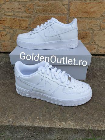 Air Force 1 Triple White GS