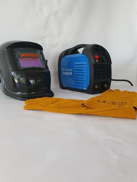 Електрожен 250А + маска  185 лв гр. Хасково - image 1