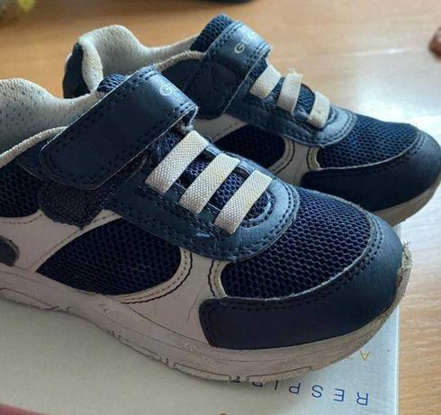 Детские кроссовки Geox -29 размер , на осень,  5  лет, б/у