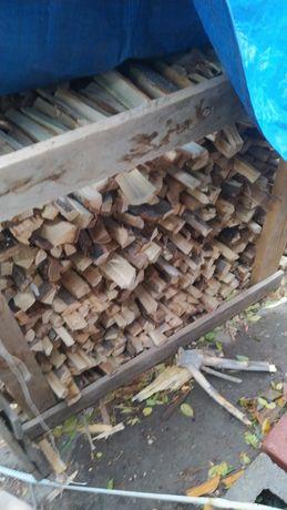 Продам дрова рублиные