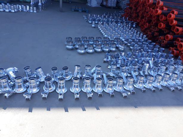 Accesorii irigații - cuple, sorb, racord, robineti