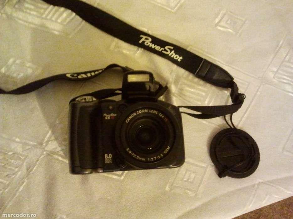 Vand Canon PowerShot S5 IS Bacau - imagine 1