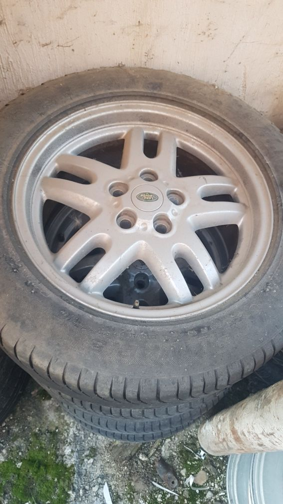 "Джанти с гуми Land Rover 18"""