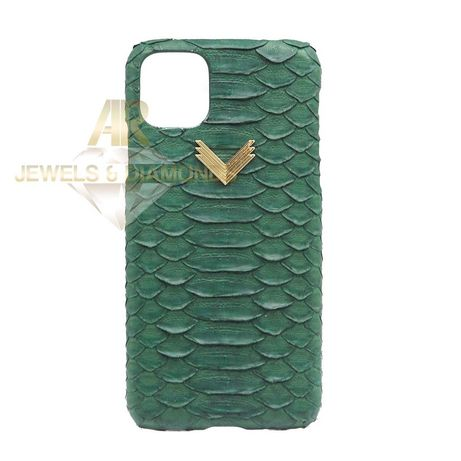 Husa Iphone 11 Pro 11 PRO Max Piele Piton Luxury Phone cases ARJEWELS