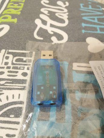 USB sound звуковая карта