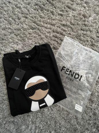 Bluza Fendi x Karl