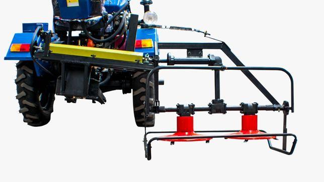 OFERTA Cositoare rotativă pentru tractorase cu transmisie pe curelelE