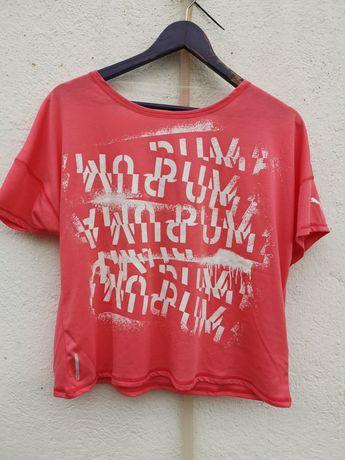 Дамска тениска оригинална Puma нова Л размер