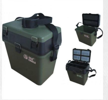 Рибарски куфар / стол за хора до 130 кг