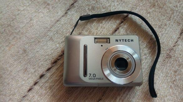Фотоапарат, мн малко използван